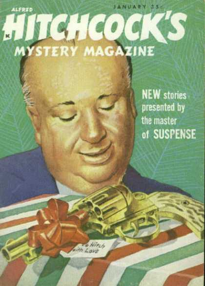 Alfred Hitchcock's Mystery Magazine - 1/1961