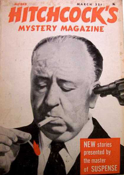 Alfred Hitchcock's Mystery Magazine - 3/1961