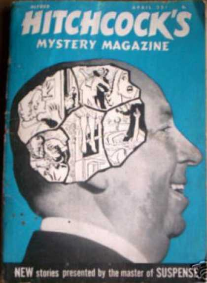 Alfred Hitchcock's Mystery Magazine - 4/1961