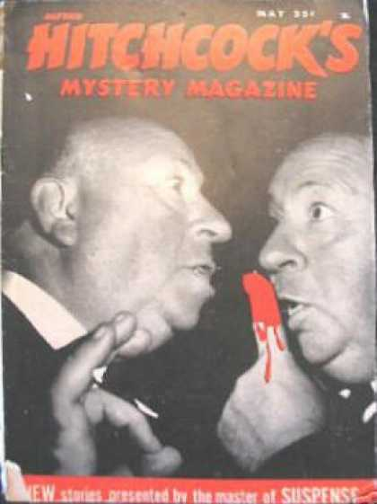 Alfred Hitchcock's Mystery Magazine - 5/1961