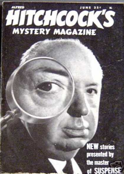 Alfred Hitchcock's Mystery Magazine - 6/1961