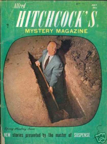 Alfred Hitchcock's Mystery Magazine - 7/1957