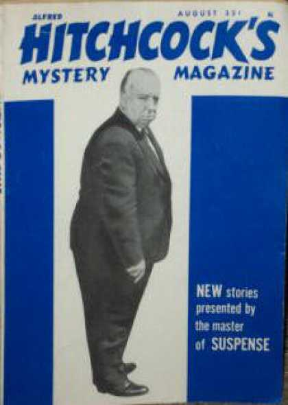 Alfred Hitchcock's Mystery Magazine - 8/1961