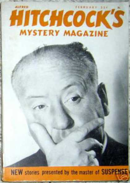 Alfred Hitchcock's Mystery Magazine - 2/1962