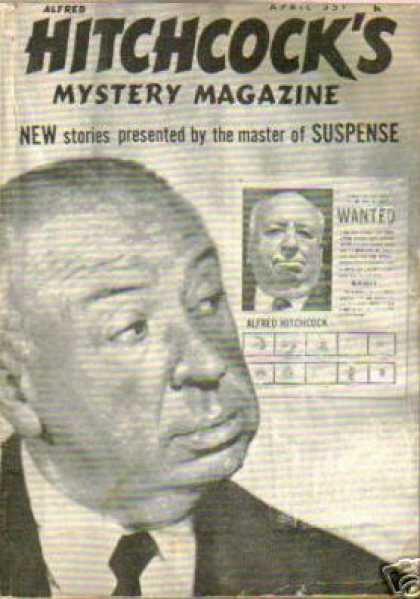 Alfred Hitchcock's Mystery Magazine - 4/1962