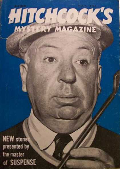 Alfred Hitchcock's Mystery Magazine - 5/1962