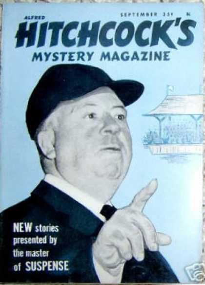 Alfred Hitchcock's Mystery Magazine - 9/1962