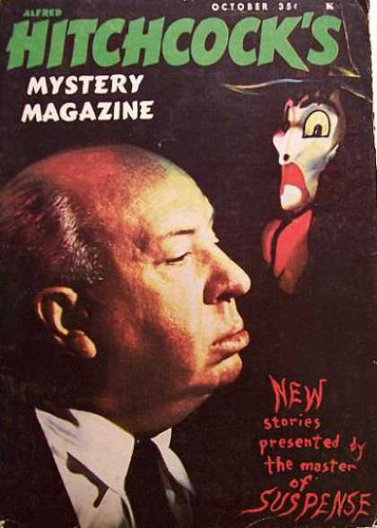 Alfred Hitchcock's Mystery Magazine - 10/1962