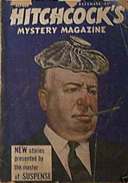 Alfred Hitchcock's Mystery Magazine - 12/1962