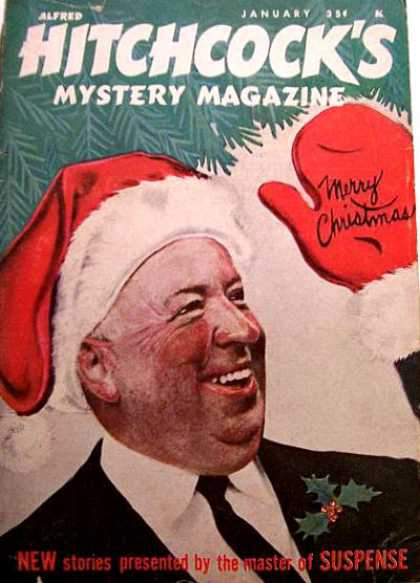 Alfred Hitchcock's Mystery Magazine - 1/1963