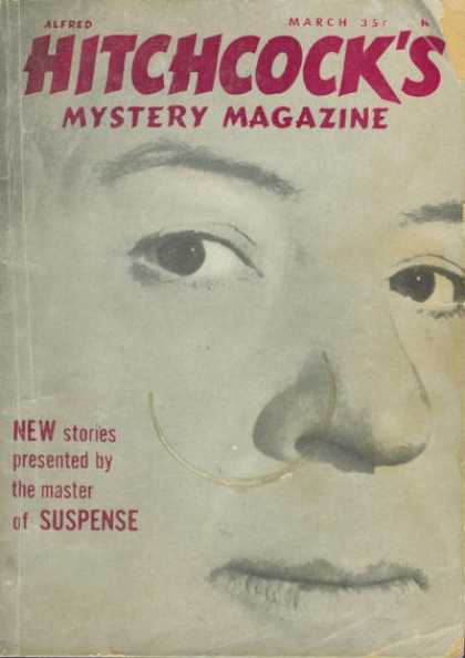 Alfred Hitchcock's Mystery Magazine - 3/1963