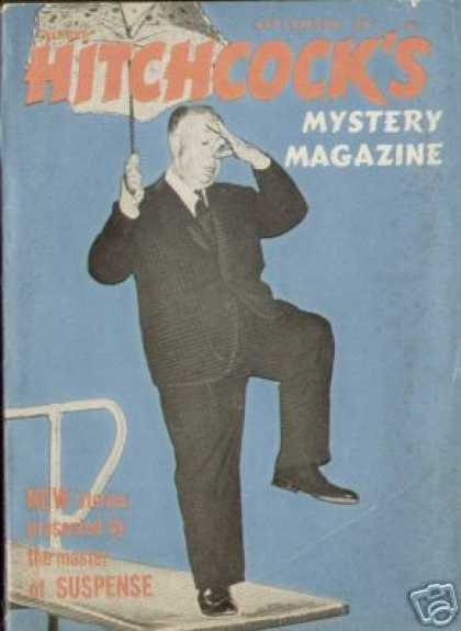 Alfred Hitchcock's Mystery Magazine - 9/1963