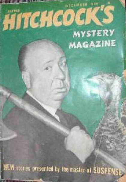 Alfred Hitchcock's Mystery Magazine - 12/1963
