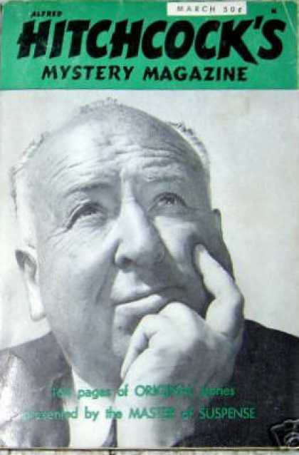 Alfred Hitchcock's Mystery Magazine - 3/1964