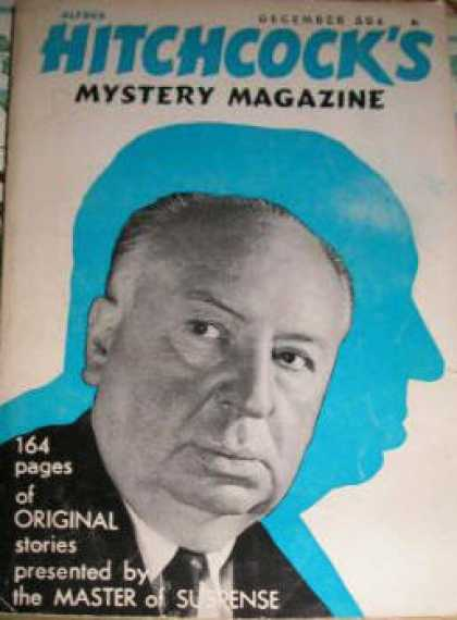 Alfred Hitchcock's Mystery Magazine - 12/1964