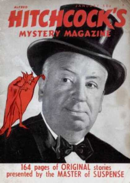 Alfred Hitchcock's Mystery Magazine - 1/1965