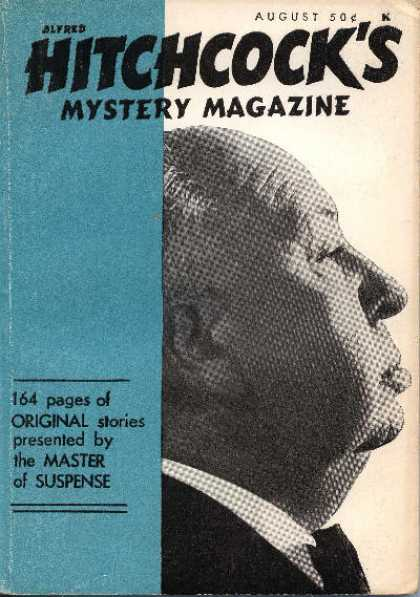 Alfred Hitchcock's Mystery Magazine - 8/1965