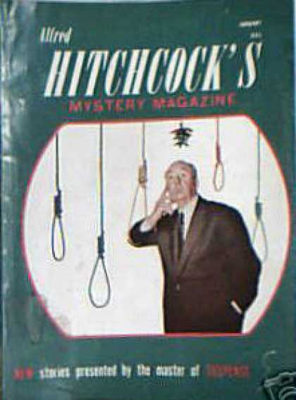 Alfred Hitchcock's Mystery Magazine - 1/1958