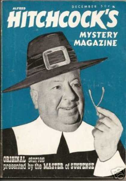 Alfred Hitchcock's Mystery Magazine - 12/1965