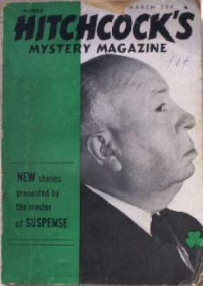 Alfred Hitchcock's Mystery Magazine - 3/1966