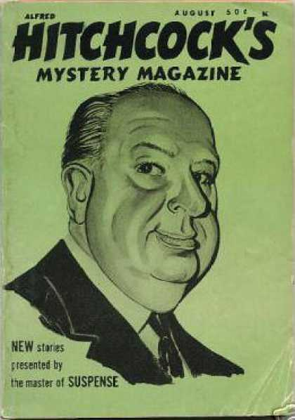 Alfred Hitchcock's Mystery Magazine - 8/1966
