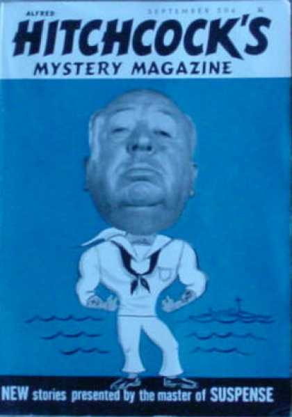 Alfred Hitchcock's Mystery Magazine - 9/1966