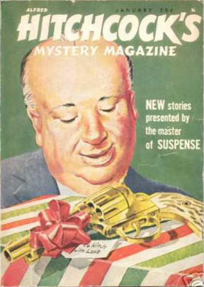 Alfred Hitchcock's Mystery Magazine - 1/1967