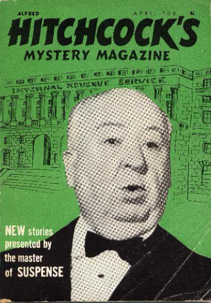 Alfred Hitchcock's Mystery Magazine - 4/1967