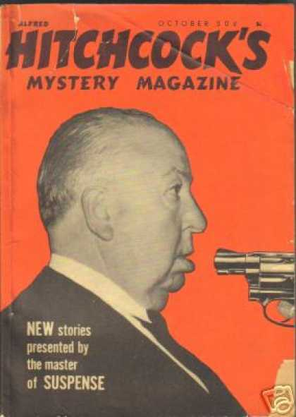 Alfred Hitchcock's Mystery Magazine - 10/1967