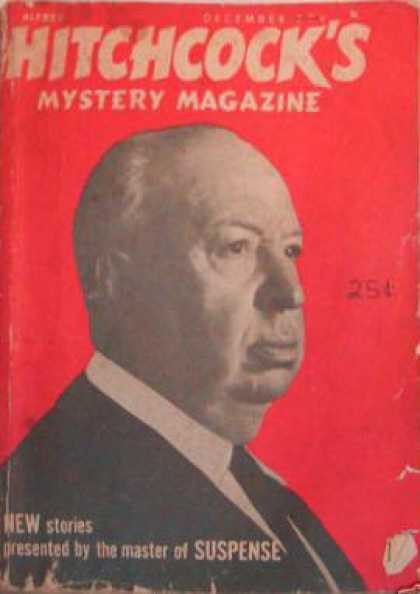 Alfred Hitchcock's Mystery Magazine - 12/1967