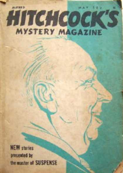 Alfred Hitchcock's Mystery Magazine - 5/1968