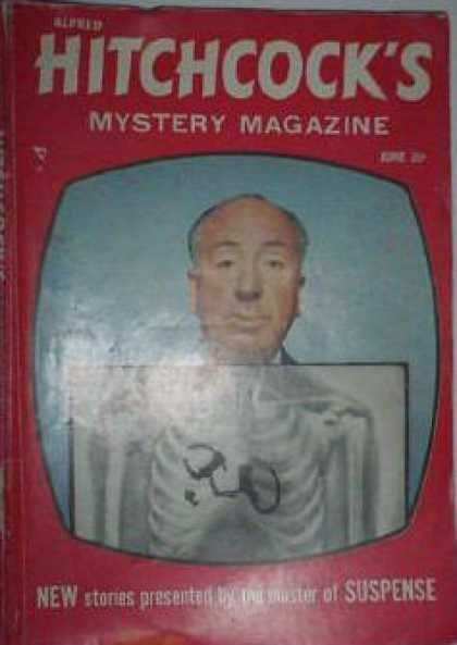 Alfred Hitchcock's Mystery Magazine - 6/1958