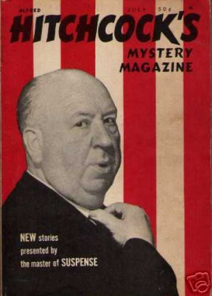 Alfred Hitchcock's Mystery Magazine - 7/1968