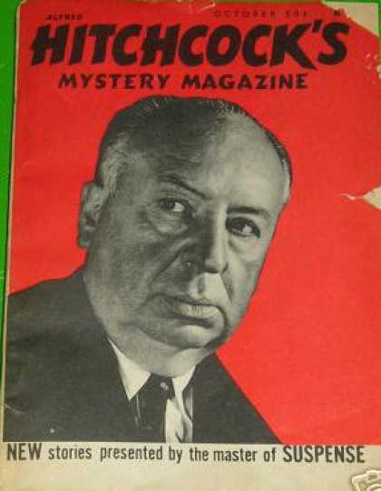 Alfred Hitchcock's Mystery Magazine - 10/1968