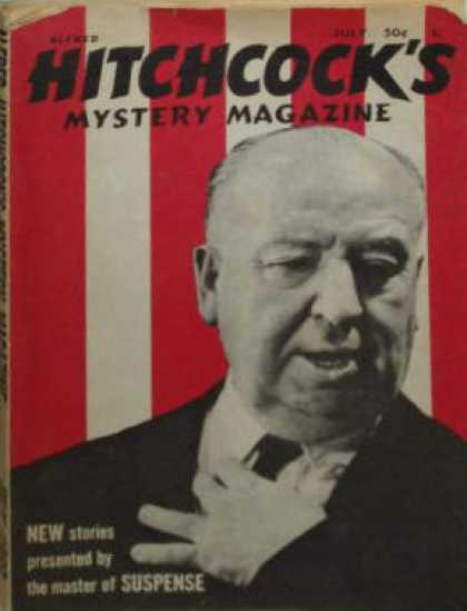 Alfred Hitchcock's Mystery Magazine - 7/1969