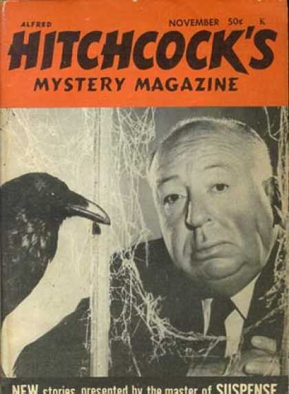 Alfred Hitchcock's Mystery Magazine - 11/1969