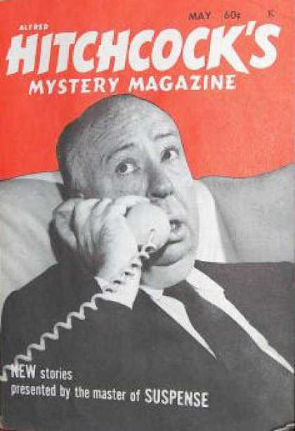 Alfred Hitchcock's Mystery Magazine - 5/1970