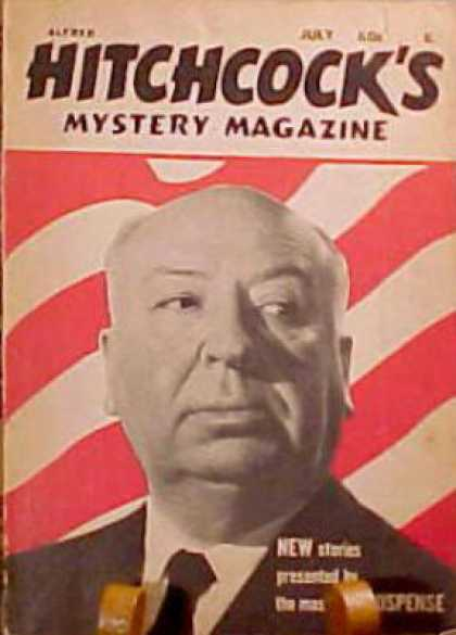 Alfred Hitchcock's Mystery Magazine - 7/1970