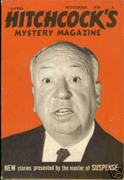 Alfred Hitchcock's Mystery Magazine - 11/1970