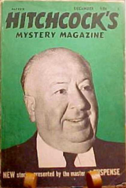 Alfred Hitchcock's Mystery Magazine - 12/1970