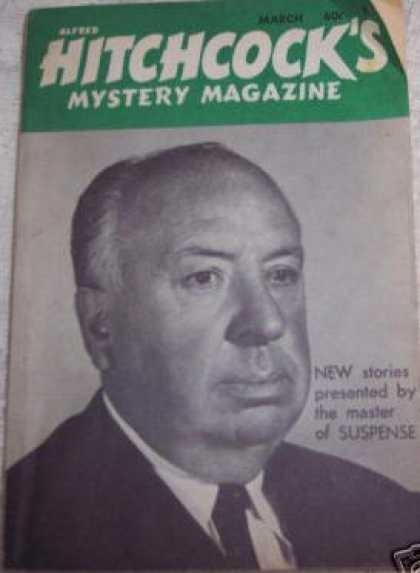 Alfred Hitchcock's Mystery Magazine - 3/1971