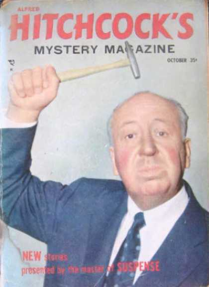 Alfred Hitchcock's Mystery Magazine - 10/1958