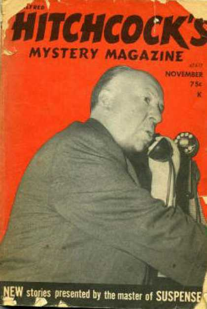 Alfred Hitchcock's Mystery Magazine - 11/1971