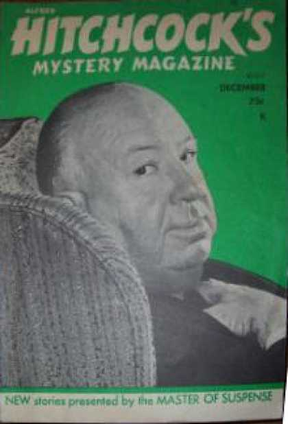 Alfred Hitchcock's Mystery Magazine - 12/1971