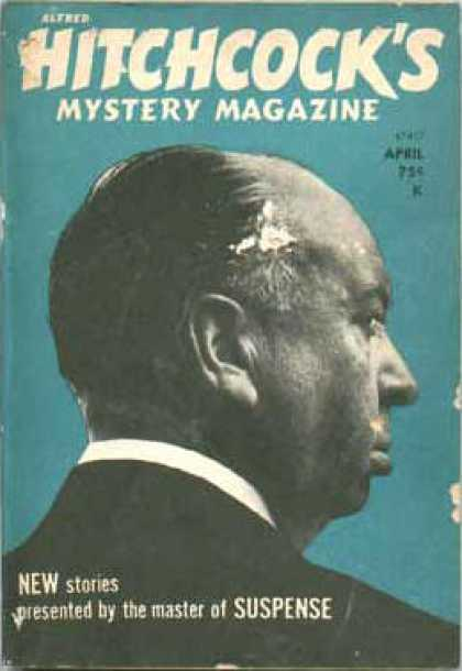 Alfred Hitchcock's Mystery Magazine - 4/1972