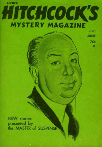 Alfred Hitchcock's Mystery Magazine - 6/1972