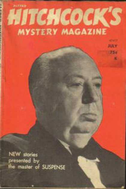 Alfred Hitchcock's Mystery Magazine - 7/1972