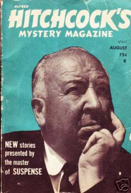 Alfred Hitchcock's Mystery Magazine - 8/1972