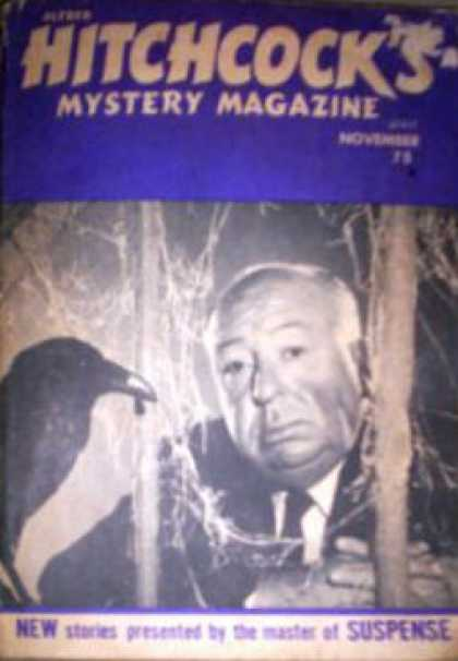 Alfred Hitchcock's Mystery Magazine - 11/1972