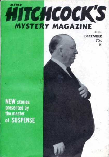 Alfred Hitchcock's Mystery Magazine - 12/1972